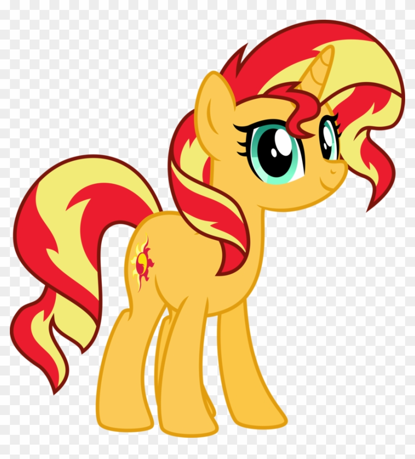 Sunset Shimmer My Little Pony Sunset Shimmer Pony Free Transparent Png Clipart Images Download