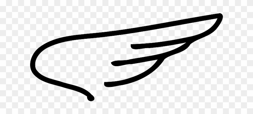 flying angel wing flying