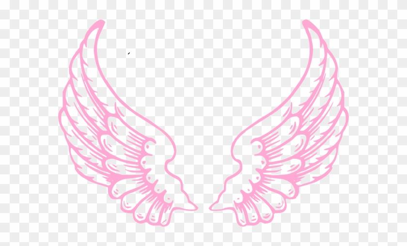 angel wings wing clip