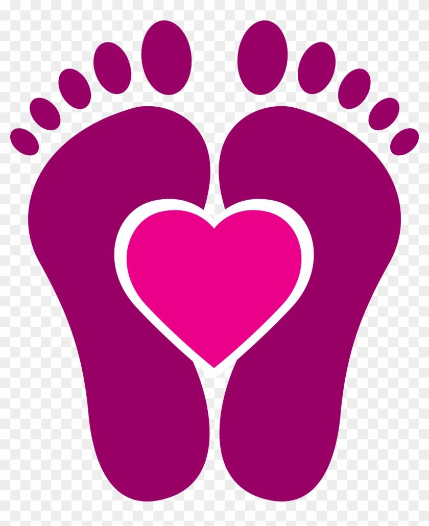 medium resolution of reflexology logo alternative health services can stock footprints art logo 414772
