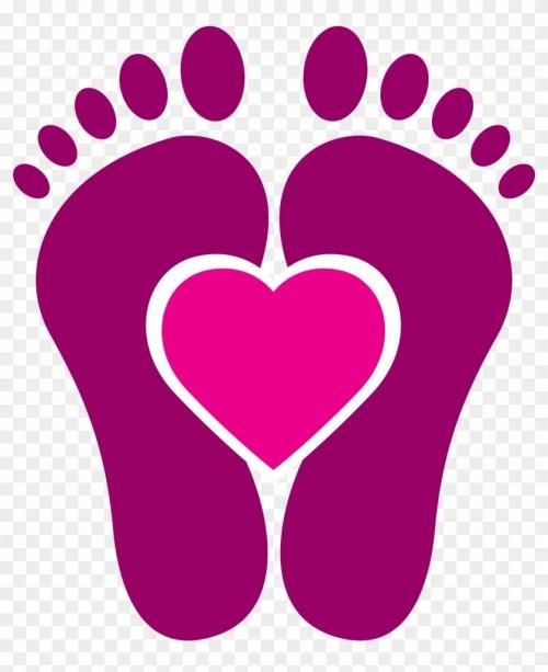 small resolution of reflexology logo alternative health services can stock footprints art logo 414772