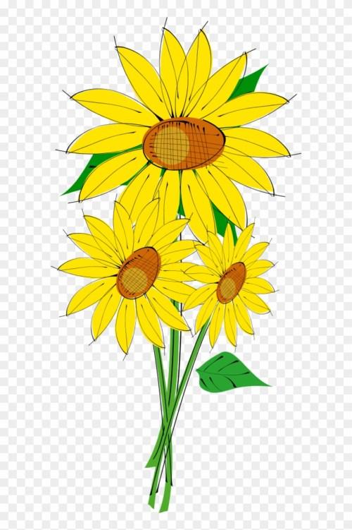 small resolution of sunflower clipart sun flowers clip art 72534