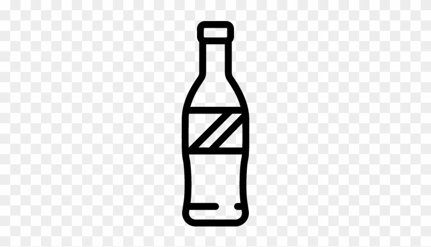 coke bottle vector cola