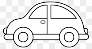 Toy Car Clip Art Black And White Templats 1 Pinterest