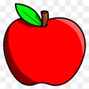 red apple clipart transparent