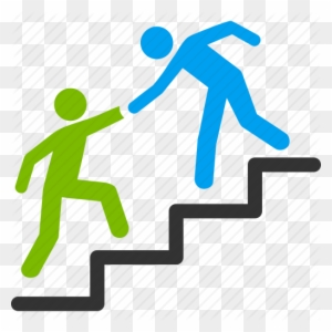 Business Help, Growth, Handshake, Learn, Mlm Training, - Training And Support Icon @clipartmax.com