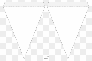 For this time, we want to present you with some templates in different and various styles to be the triangle banner template. Pennant Banner Template Triangle Flag Banner Template Free Transparent Png Clipart Images Download