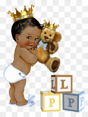 picture Black Baby Prince Image baby prince clipart transparent png