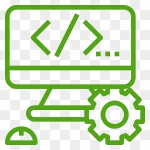 Website Development - Developer Portal Icon @clipartmax.com