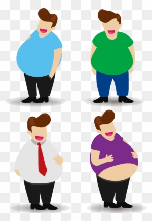 Man Male Fat - Fat Man Png - Free Transparent PNG Clipart Images Download