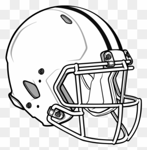 Football Helmet Free Coloring Pages Of Blank Football Cool Football Helmet Drawings Free Transparent Png Clipart Images Download