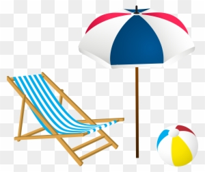 beach chair and umbrella clipart chairs that convert to beds png clip art best web summer vacation free download