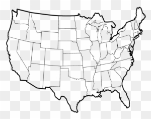 Image map is sometimes spelled as one word: Us Map Clipart Transpatent United States Map Shape Free Transparent Png Clipart Images Download
