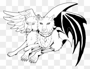 Drawings Of Wolves In Love Wolves Drawings In Love Free Transparent Png Clipart Images Download