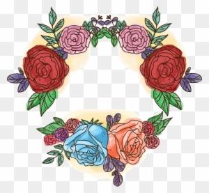 rosa multiflora wedding invitation