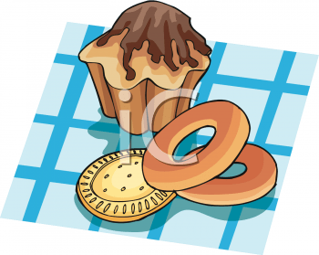 royalty free cookies clip art