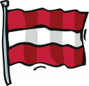 Austria Flag Clipart Royalty Free Flags Clip art
