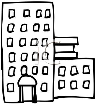 Royalty Free Buildings Clip art, Buildings Clipart