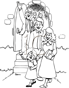 Royalty Free Family Clip art, People Clipart