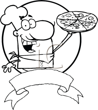 Royalty Free Chef Clip art, Occupations Clipart
