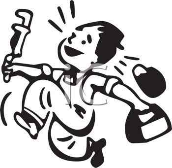 Royalty Free Plumber Clipart