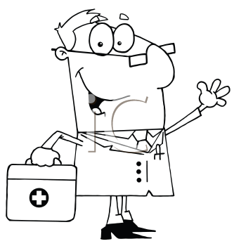 Royalty Free Doctor Clipart