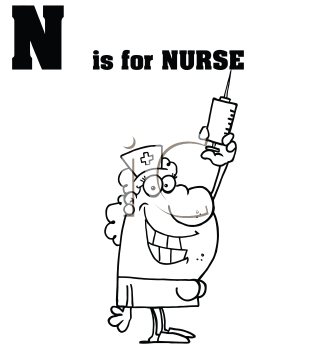 Royalty Free Nurse Clipart