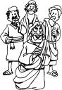 Royalty Free Prayer Clipart