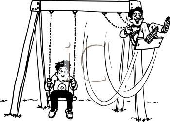 Royalty Free Playground Clipart