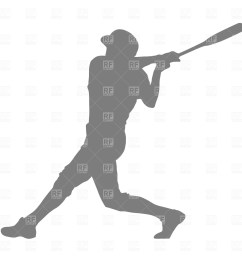 batter clipart baseball batter download [ 1200 x 1200 Pixel ]