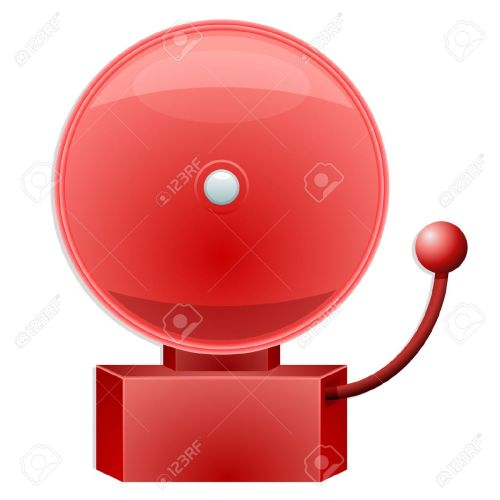 small resolution of alarm clipart fire alarm illustration of a