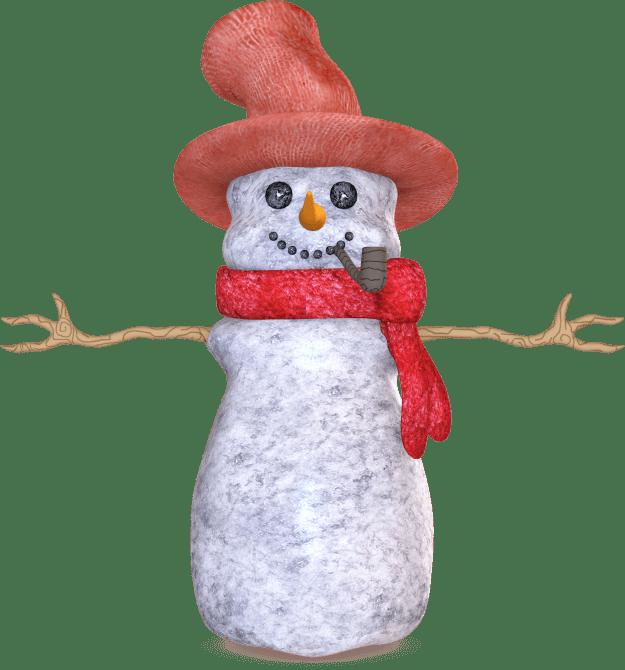 Snowman Graphic