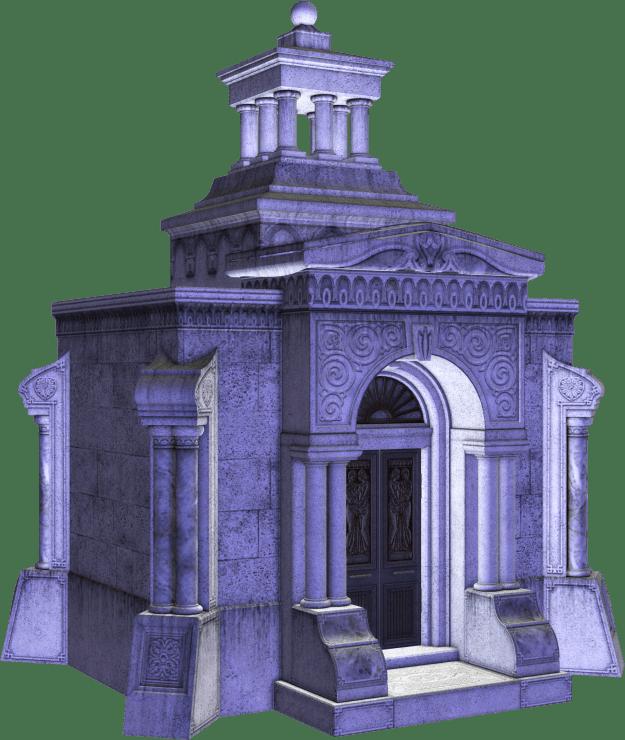 Mausoleum Clipart