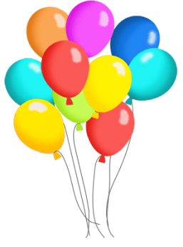 birthday clip art and free