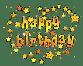 birthday clip art and free
