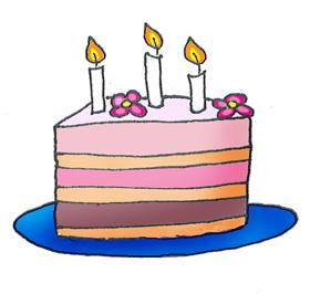 Birthday Clip Art and Free Birthday graphics