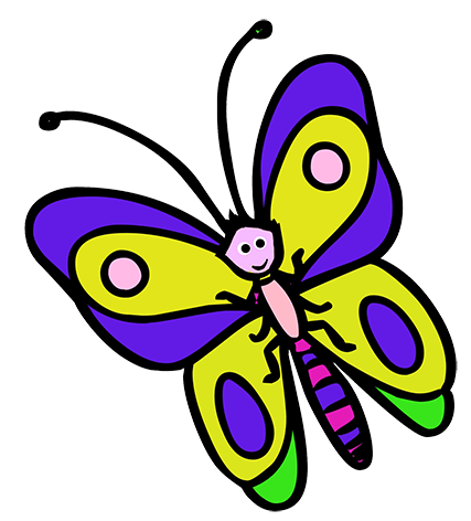 butterfly clipart