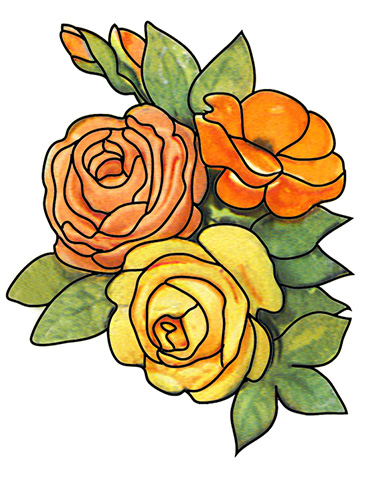 free flower clipart