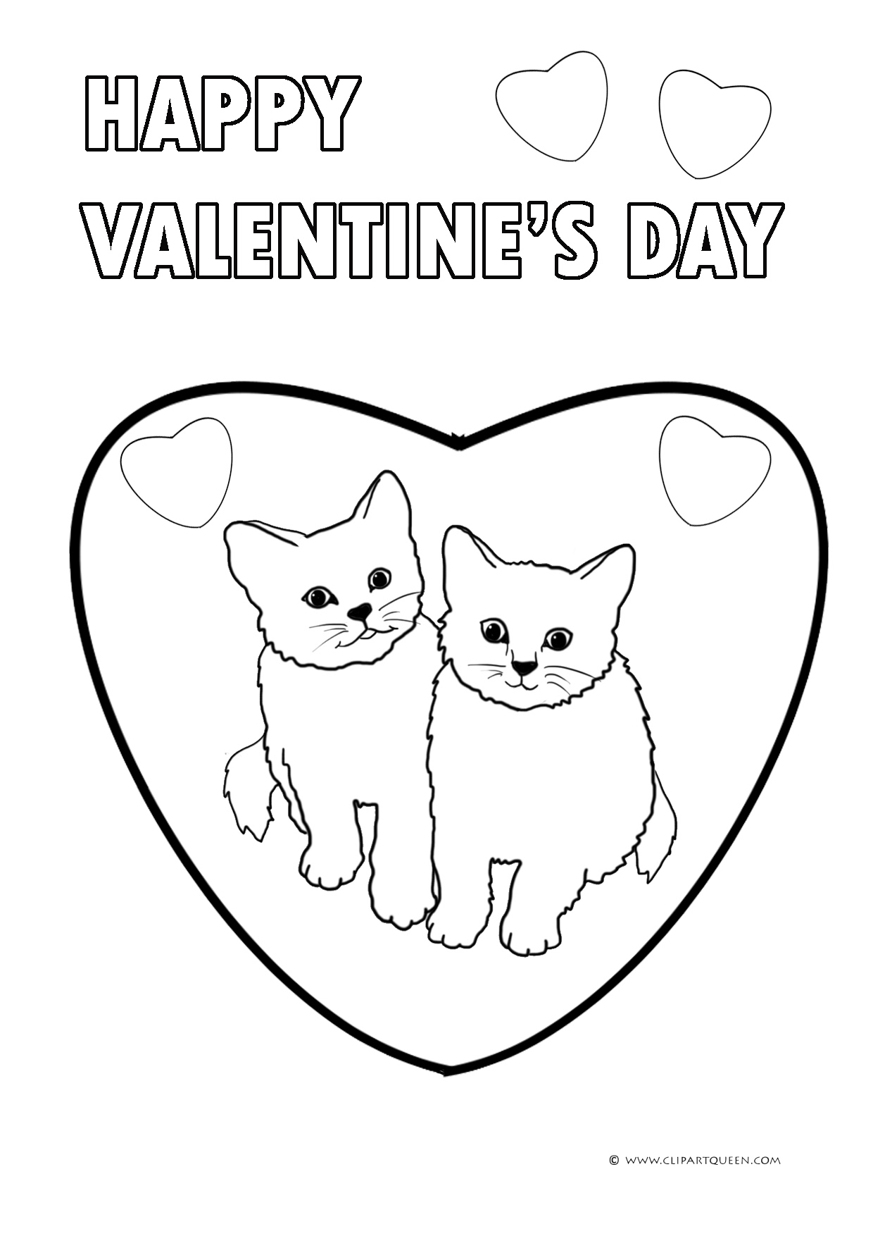 15 Valentine S Day Coloring Pages