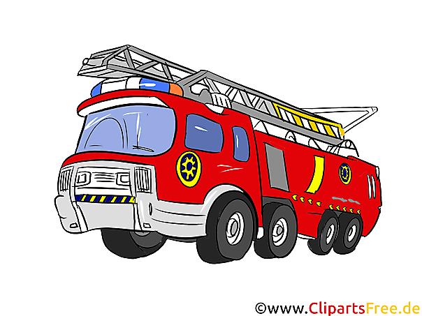 vehicle diagram clip art how to read a wiring feuerwehrauto illustration bild clipart autos