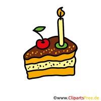 Kostenlos Clipart Kuchen