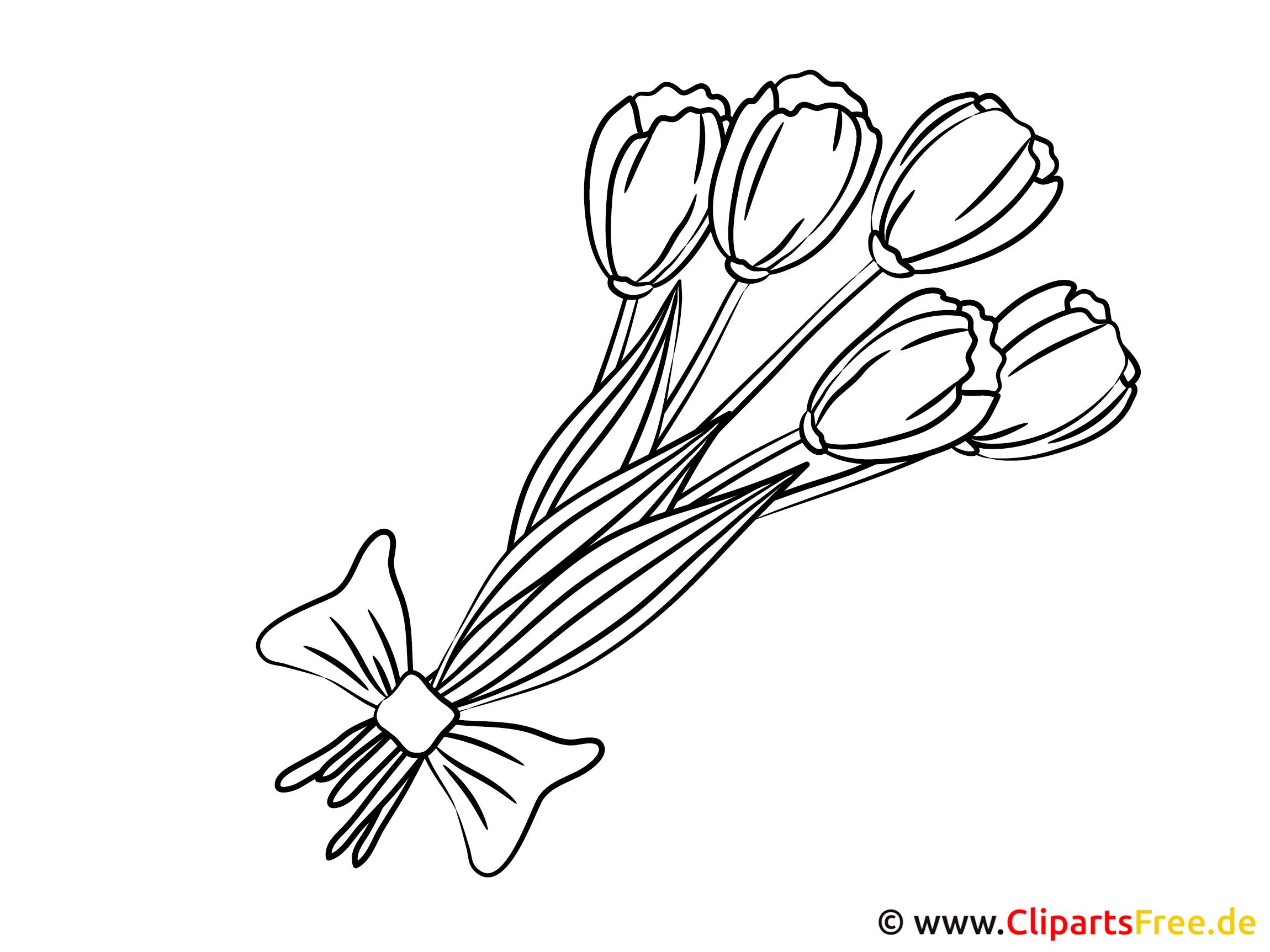 Blumen Vorlagen Zum Ausmalen