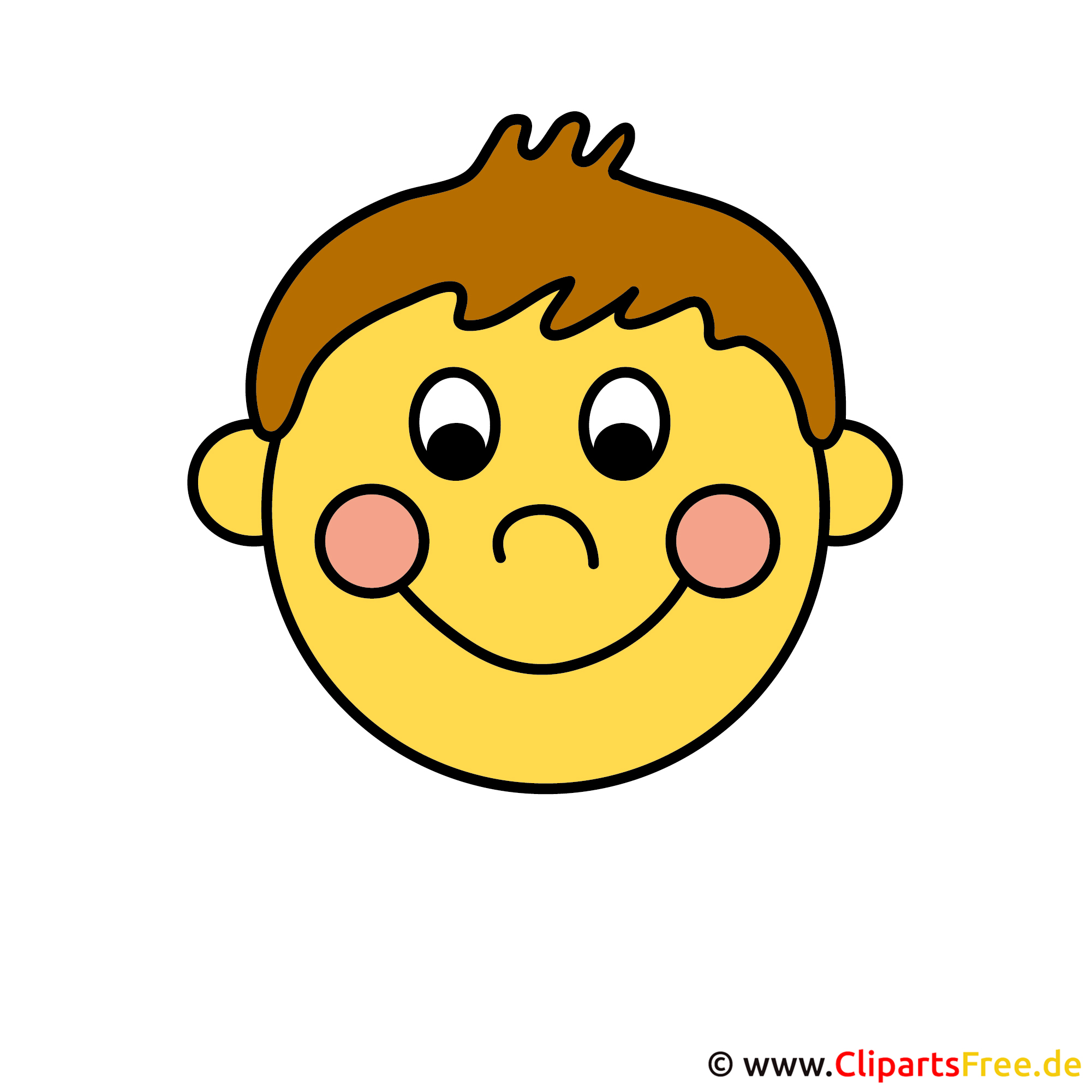 Smile Clipart download kostenlos