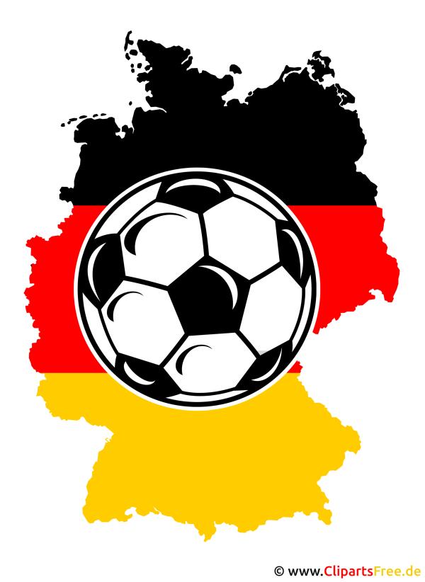 Soccer Germany Clip Art