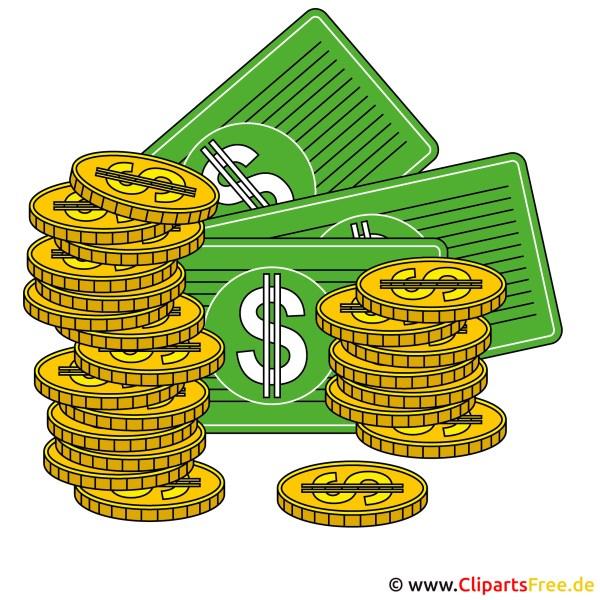 Money Bild-clipart Free