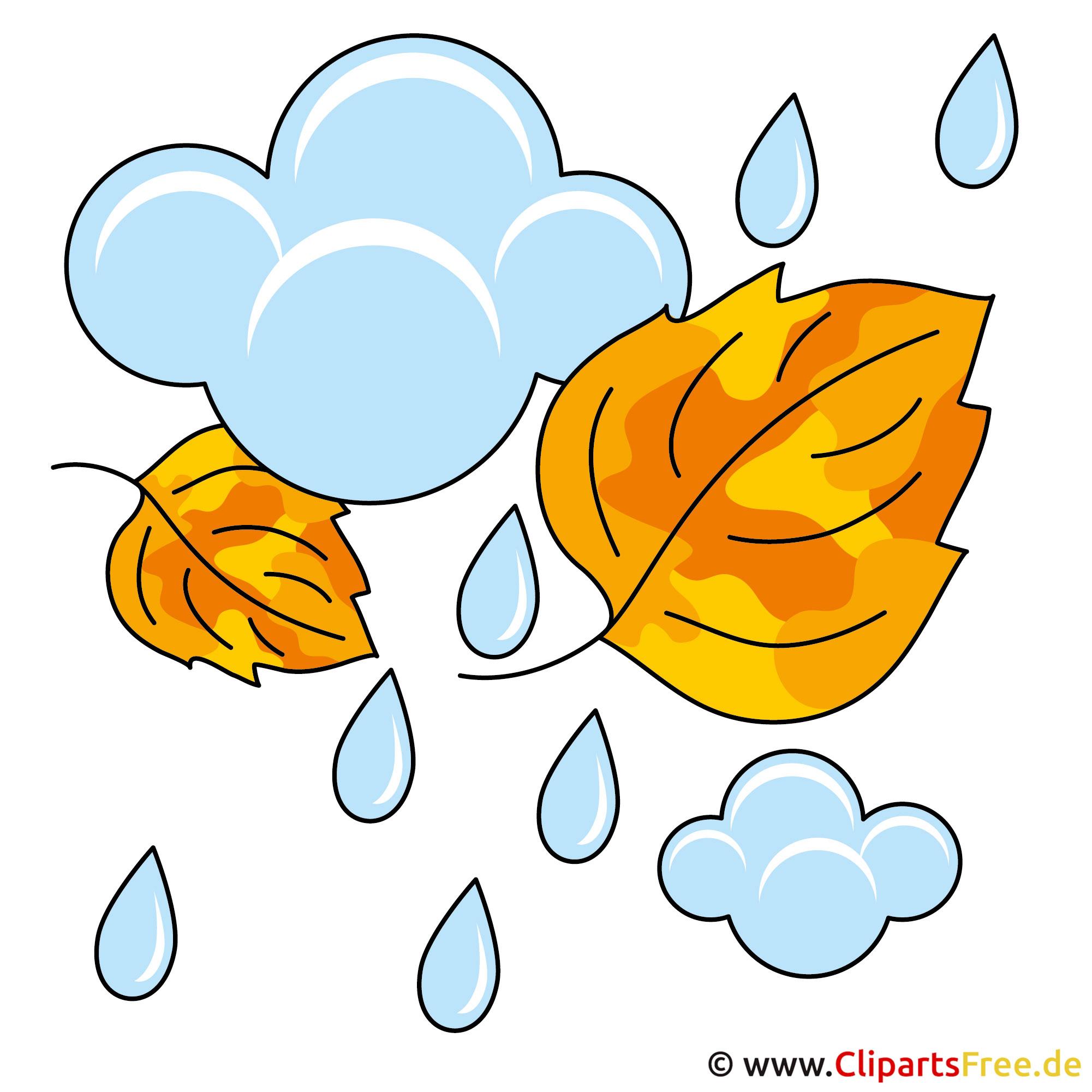 Herbst Bilder Wolken Clipart