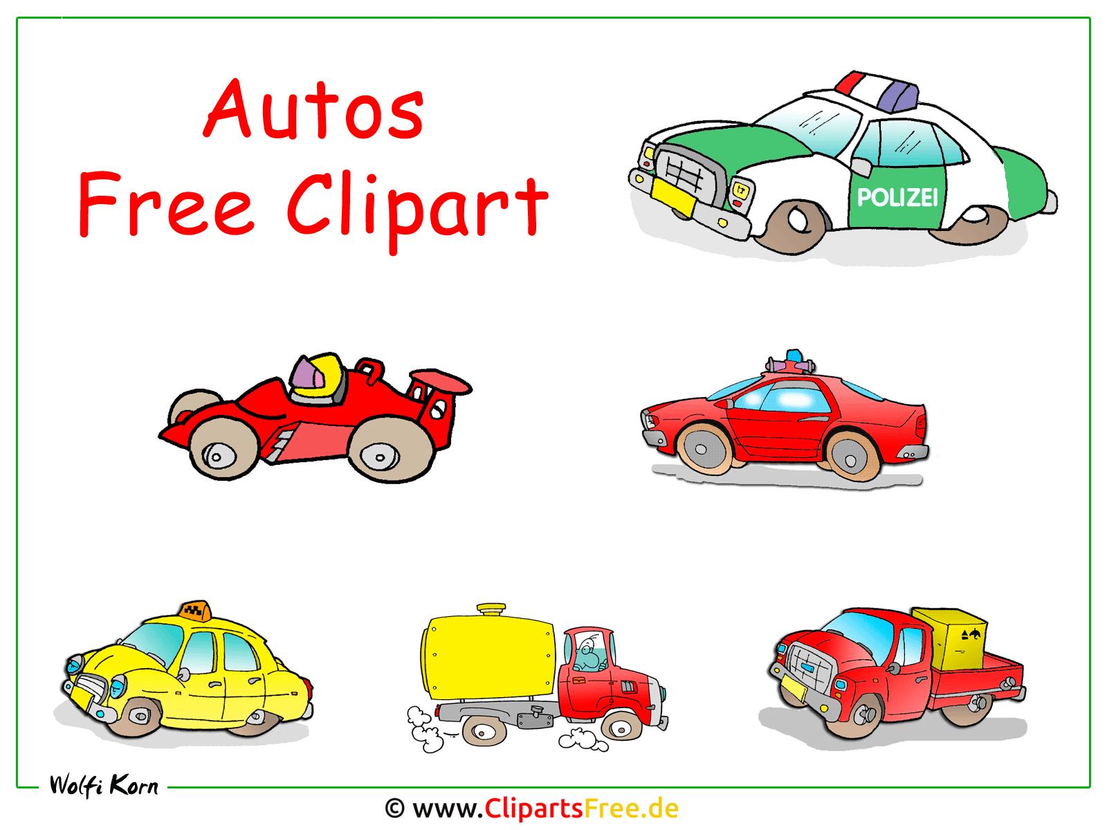 Kostenloses Hintergrundbild Autos Clipart Free