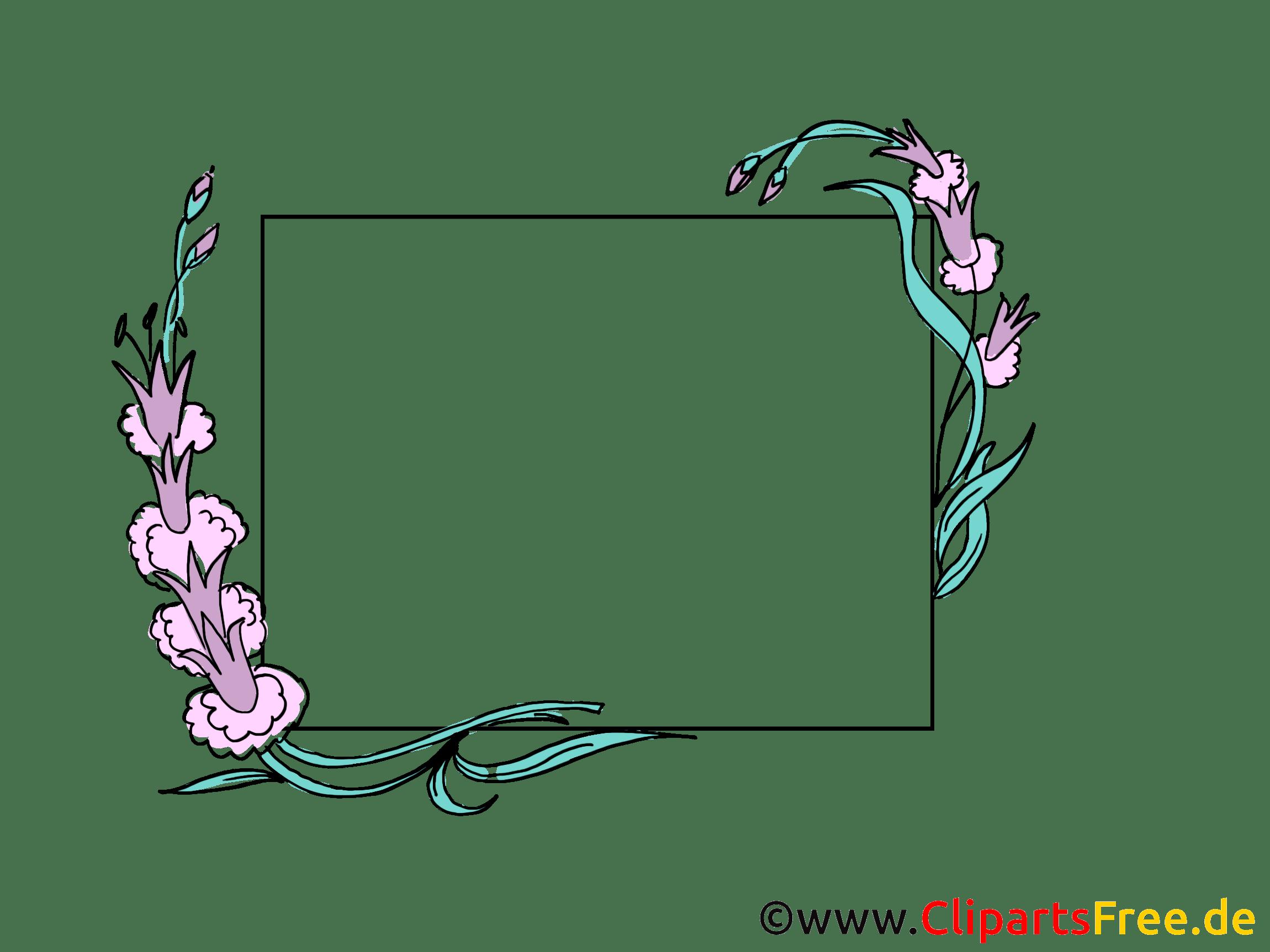 Schoener Rahmen fuer Bilder