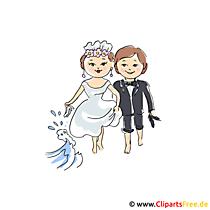 Hochzeit Bilder Cliparts Cartoons Grafiken