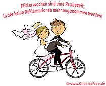 Hochzeit Bilder Cliparts Cartoons Grafiken Illustrationen Gifs kostenlos